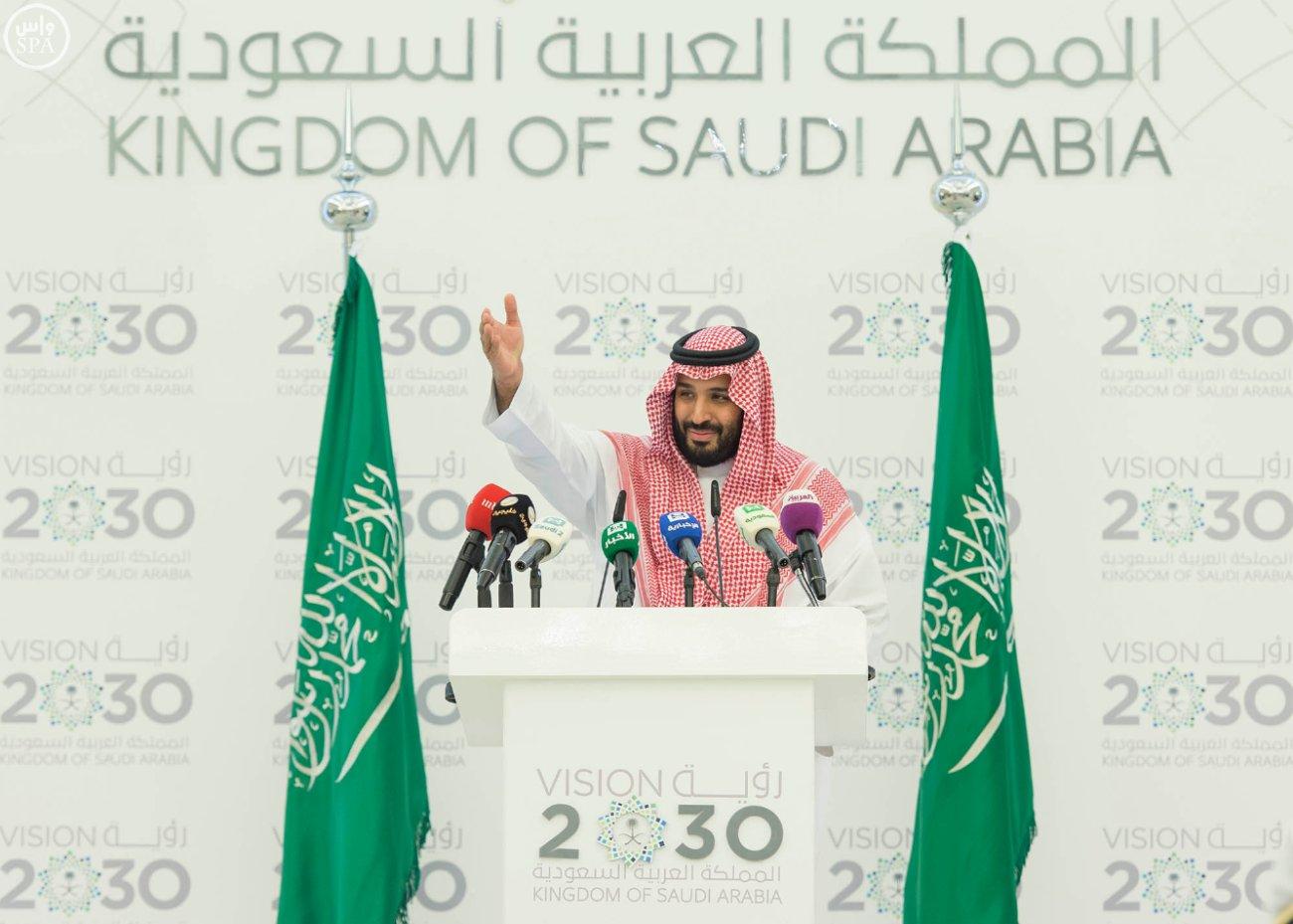 Wajah Baru Arab Saudi