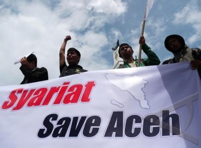 Aceh, Senjata Media Barat Serang Islam