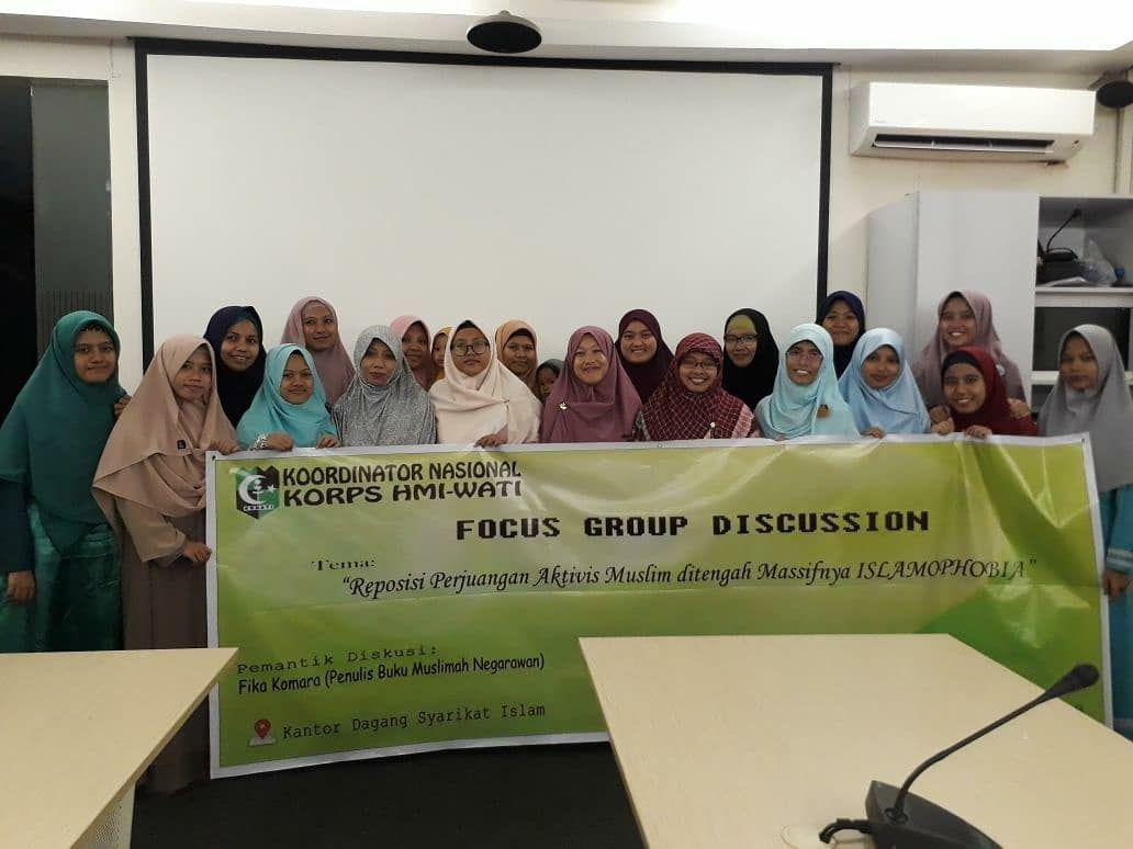 Di Era Fitnah, Pergerakan Mahasiswa Muslim Harus Ambil Posisi!