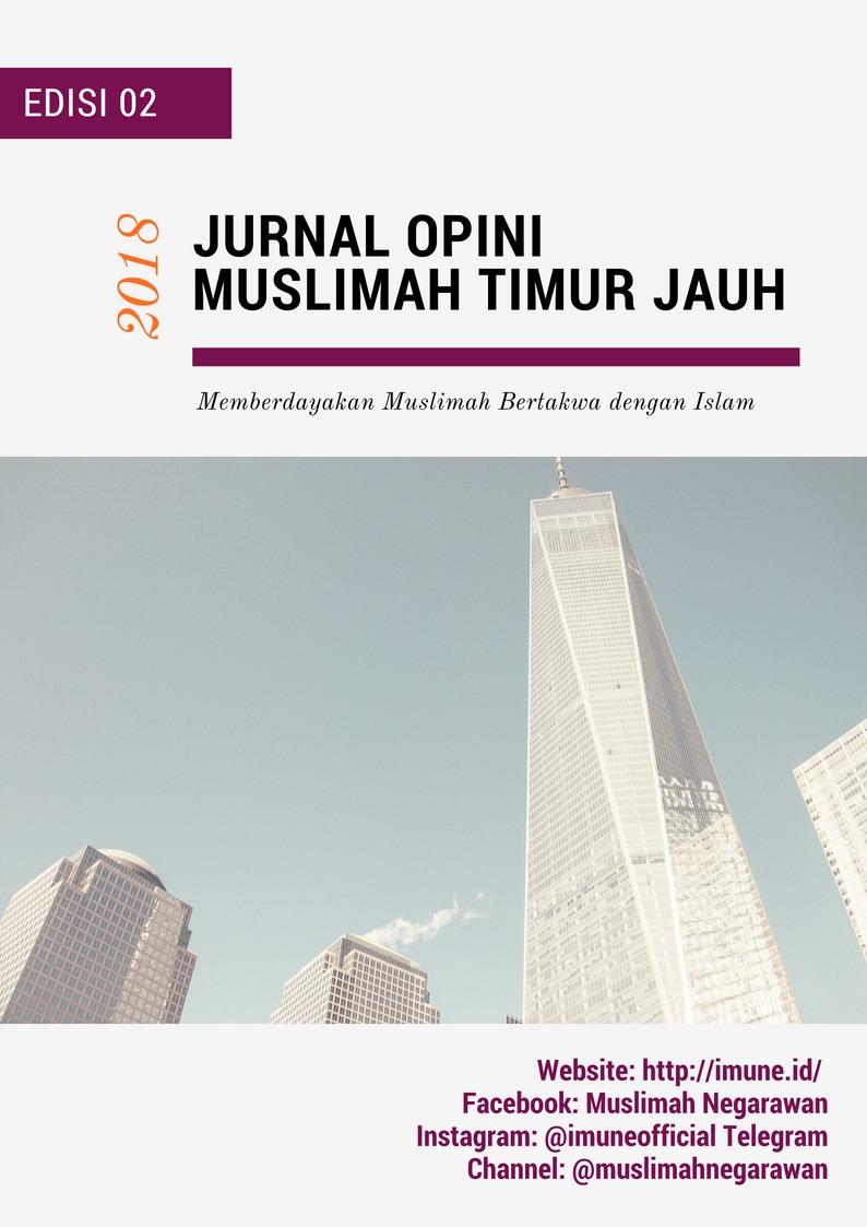 Jurnal Muslimah Timur Jauh Edisi 02