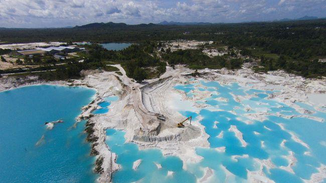 Catatan Perjalanan ke Bangka Belitung:  Kekayaan Negeri Timah yang Tergadai