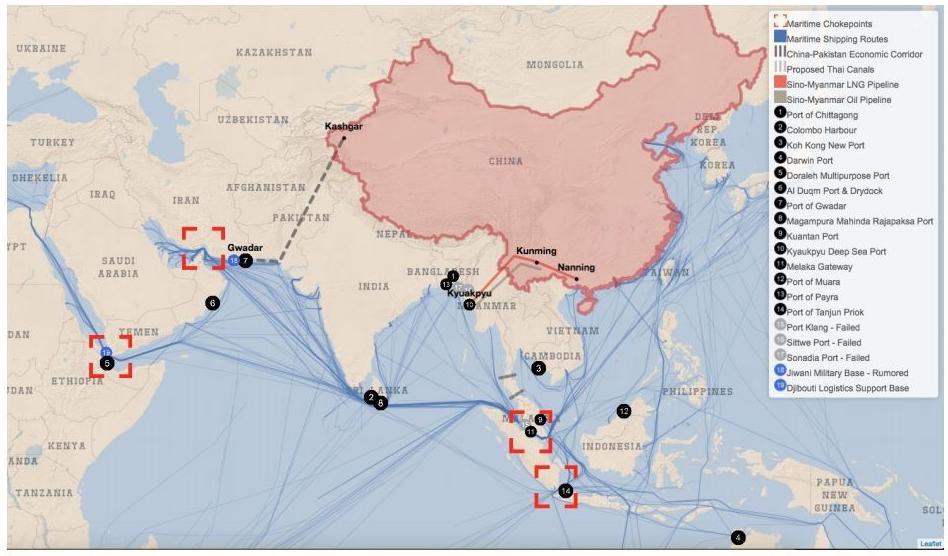 Soft Power Tiongkok dalam Wacana Pemindahan Ibukota Indonesia