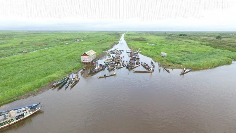 Geopolitik Aliran Sungai